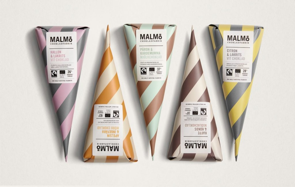 Malmo triangle paper cover